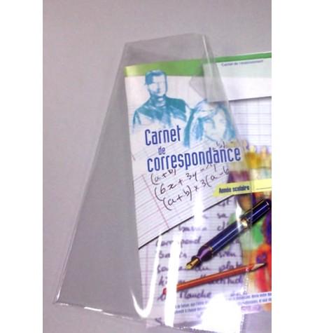 Protège cahier Polypropylène peau d'orange 25 microns