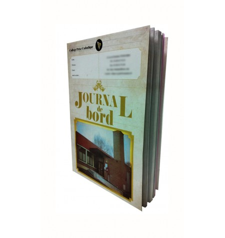 Journal de Bord 21 x 29,7cm