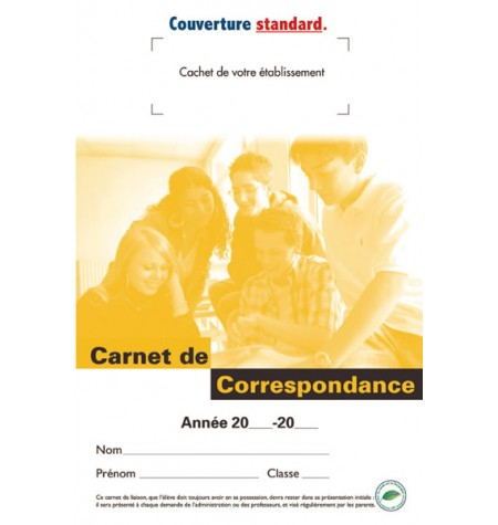 Carnet de correspondance Eco-Collège